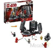LEGO Star Wars Snoke's troonzaal 75216