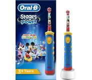 Oral-B Stages Power Kids - Elektrische tandenborstel met Disney Mickey Mouse