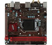 MSI B250I GAMING PRO AC moederbord LGA 1151 (Socket H4) Mini ITX Intel B250