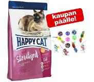 Happy Cat 4kg Indoor Adult vooralpen-rund Happy Cat Kattenvoer