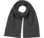 Barts Wilbert Scarf Heren - Dark heather - One size