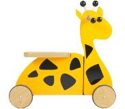 Gepetto Houten Sit'n' Ride Giraffe Loopfiets - Gepetto (RD01)