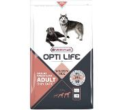 Opti Life Adult Skin Care Medium-Maxi - Hondenvoer