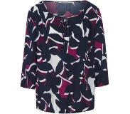Betty Barclay Blouse met 3/4 mouwen
