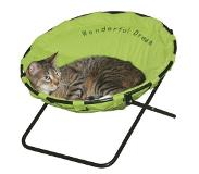 Kerbl Kattenmand Wonderful Dream groen 50 cm 82577