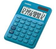 Casio MS-20UC-BU calculator Desktop Basisrekenmachine Blauw
