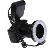 Commlite CoMiray LED Ring Flash voor Canon, Panasonic en Olympus