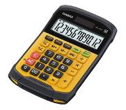 Casio WM-320MT calculator Pocket Rekenmachine met display Zwart, Geel