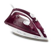 Calor FV1844C0 strijkijzer Steam iron Ceramic soleplate Bordeaux,White 2300 W