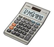 Casio MS-100BM calculator Desktop Basisrekenmachine Zilver