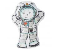 Beddinghouse Sierkussen Beddinghouse Kids Astronaut Grijs
