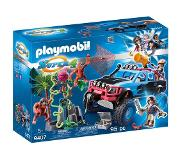 Playmobil Monstertruck Met Alex En Brute Brock