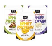QNT Purity Line Light Digest Whey Protein - 500 gram - Macaroon Lemon