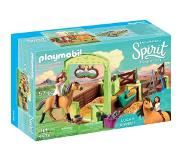 Playmobil - Horse Box - Lucky & Spirit (9478)