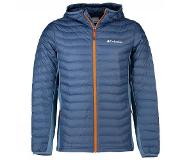 Columbia Jas Powder Lite Hybrid Hooded voor heren - Blauw