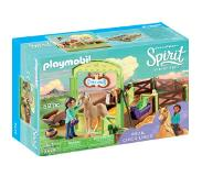 Playmobil Spirit Riding Free Pru & Chica Linda met paardenbox 9479