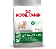 Royal Canin Mini Light Weight Care 8000g Volwassene