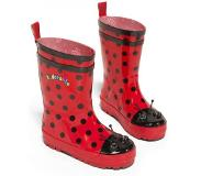 Kidorable Regenlaars Kidorable Ladybug-Schoenmaat 22