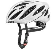 Uvex Fietshelm Uvex Boss Race White