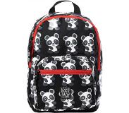 Pick & Pack Cute Panda Backpack S black multi