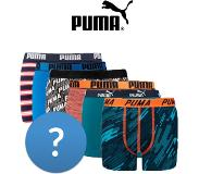Puma 6 pack Boxershorts Verrassings Deal-M (M)