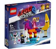 LEGO Movie Introducing Queen Watevra Wa'Nab 70824