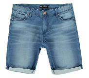 Cars Jeans Jongens Jeans short TUCKY - grey used - Maat 140