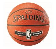 Spalding NBA Silver Series Rubber 83494 Basketbal Oranje