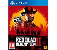 Playstation 4 Red Dead Redemption 2 FR PS4