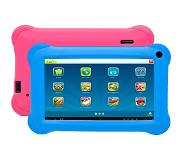 Denver TAQ-70354KBLUE/PINK 32 GB Blauw, Roze