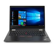 "Lenovo ThinkPad X380 Yoga Zwart Hybride (2-in-1) 33,8 cm (13.3"") 1920 x 1080 Pixels Touchscreen 1,80 GHz Intel 8ste generatie Core i7 i7-8550U"