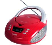 Denver CD Boombox Radio/USB TCU211R