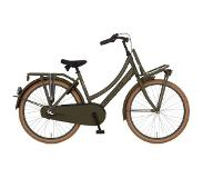 Cortina U4 Mini Raw Meisjesfiets 24 inch Dark Olive