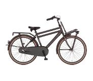 Cortina U4 Mini 26 inch Jongensfiets 3V Black Gold Matt