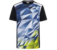 Head Tennisshirt HEAD Boys Medley Soft Blue Yellow-Maat 164