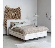 Dekbed Discounter Boxspringset - Odin 140 x 200, Matrassen: 1x Medium