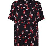 Banana Republic Shirt 'SS SOFT STRETCH RELAXED TEE VALENTINES PRINT'