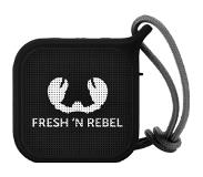 FRESH 'N REBEL Rockbox Pebble Zwart