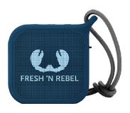 FRESH 'N REBEL Rockbox Pebble Donkerblauw