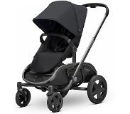 Quinny Hubb Mono Kinderwagen - Black On Black +