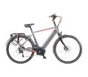 Sparta M10Ti Smart Ltd Grijs incl. 500wh herenfiets