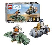 LEGO Star Wars Escape Pod vs Dewback Micofighters - 75228