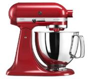 KitchenAid 4.8 l Artisan Mixer 5KSM125 Keizerrood