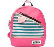 Zebra trends Girls Rugzak S Holidays pink