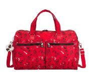 Kipling Itska Reistas sketch red Weekendtas