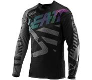 Leatt DBX 4.0 Ultraweld Jersey Heren, black S 2019 MTB & Downhill jerseys
