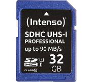 Intenso Professional SDHC UHS-I 32GB