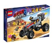 LEGO Movie Emmet and Wyldstyles Escape Buggy 70829