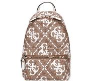 GUESS Leeza Backpack white multi Rugzak