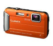 "Panasonic Lumix DMC-FT30 Compactcamera 16,1 MP 1/2.33"" MOS 4608 x 3456 Pixels Oranje"